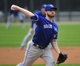 Aug 17, 2014; Chicago, IL, USA;  Toronto Blue Jays starting pitcher Drew Hutchison (36) throws against the Chicago White Sox during the first inning at U.S Cellular Field. Mandatory Credit: David Banks-USA TODAY Sports