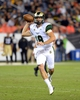 Aug 29, 2014; Denver, CO, USA; Colorado State Rams quarterback Garrett Grayson (18) scrambles against the Colorado Buffaloes in the fourth quarter at Sports Authority Field at Mile High. Mandatory Credit: Ron Chenoy-USA TODAY Sports