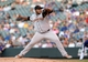 Sep 1, 2014; Denver, CO, USA; San Francisco Giants relief pitcher Jean Machi (63) delivers a pitch in the seventh inning against the Colorado Rockies at Coors Field. Mandatory Credit: Ron Chenoy-USA TODAY Sports