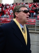 Nov 24, 2012; Columbus, OH, USA; Michigan Wolverines athletic director Dave Brandon against the Ohio State Buckeyes at Ohio Stadium. Mandatory Credit: Andrew Weber-USA TODAY Sports