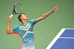Antwerp Open: Grigor Dimitrov vs. Alex De Minaur 10/24/20 Tennis Prediction