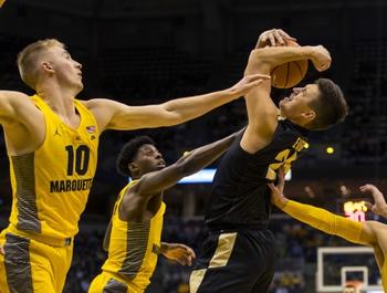Marquette vs. Purdue - 11/13/19 College Basketball Pick, Odds, and Prediction