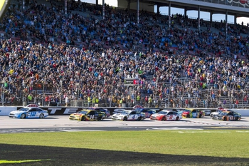 2020 Auto Trader EchoPark Automotive 500- 10/25/20 Driver vs. Driver Matchups and Odds