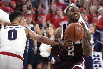 Texas A&M vs. Gonzaga - 11/15/19 College Basketball Pick, Odds, and Prediction