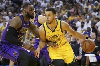 Golden State Warriors vs. Los Angeles Lakers - 10/5/19 NBA Pick, Odds, and Prediction