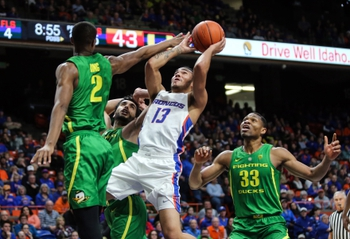 Oregon vs. Boise State - 11/9/19 College Basketball Pick, Odds, and Prediction