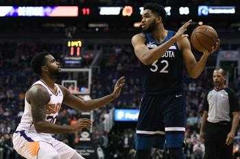 Phoenix Suns vs. Minnesota Timberwolves - 10/8/19 NBA Pick, Odds, and Prediction