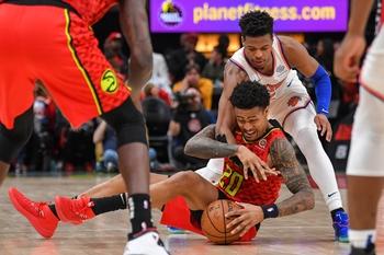 New York Knicks vs. Atlanta Hawks - 10/16/19 NBA Pick, Odds, and Prediction