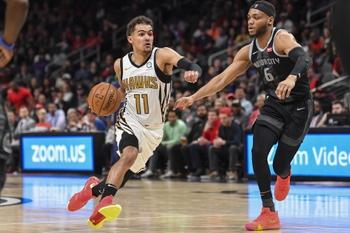 Detroit Pistons vs. Atlanta Hawks - 10/24/19 NBA Pick, Odds, and Prediction