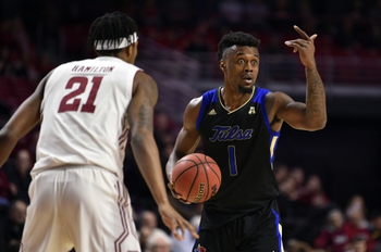 Tulsa vs. Houston Baptist - 11/5/19 College Basketball Pick, Odds, and Prediction
