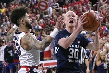 BYU vs. Southern Utah - 11/13/19 College Basketball Pick, Odds, and Prediction