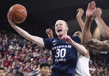 BYU vs. Cal State-Fullerton - 11/5/19 College Basketball Pick, Odds, and Prediction