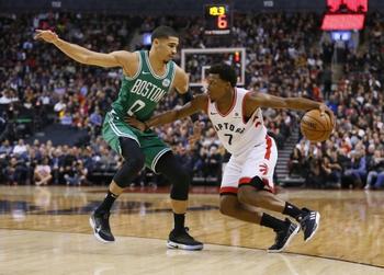 Boston Celtics vs. Toronto Raptors - 10/25/19 NBA Pick, Odds, and Prediction