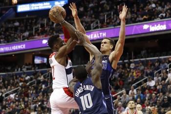 Dallas Mavericks vs. Washington Wizards - 10/23/19 NBA Pick, Odds, and Prediction