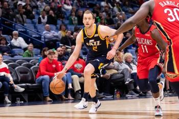 New Orleans Pelicans vs. Utah Jazz - 10/11/19 NBA Pick, Odds, and Prediction