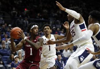 UConn vs. Saint Joseph's - 11/13/19 College Basketball Pick, Odds, and Prediction
