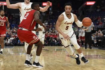 Loyola-Chicago vs. Saint Joseph's - 11/16/19 College Basketball Pick, Odds, and Prediction