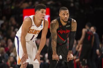 Portland Trail Blazers vs. Phoenix Suns - 10/12/19 NBA Pick, Odds, and Prediction