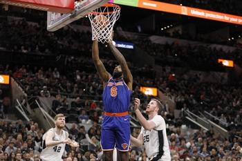 San Antonio Spurs vs. New York Knicks - 10/23/19 NBA Pick, Odds, and Prediction