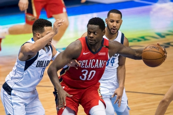 New Orleans Pelicans vs. Dallas Mavericks - 10/25/19 NBA Pick, Odds, and Prediction