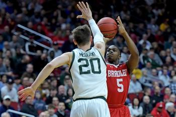 Saint Joseph's vs. Bradley - 11/5/19 College Basketball Pick, Odds, and Prediction