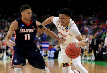 Belmont Bruins at George Mason Patriots - 11/27/20 College Basketball Picks and Prediction