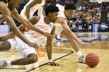 Tennessee vs. UNC Asheville - 11/5/19 College Basketball Pick, Odds, and Prediction