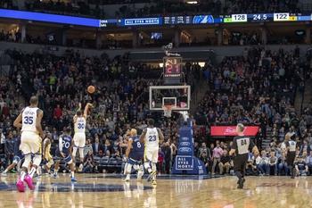 Golden State Warriors vs. Minnesota Timberwolves - 10/10/19 NBA Pick, Odds, and Prediction