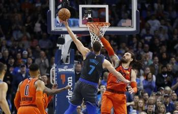 Oklahoma City Thunder vs. Dallas Mavericks - 10/8/19 NBA Pick, Odds, and Prediction