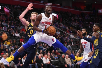 Indiana Pacers vs. Detroit Pistons - 10/23/19 NBA Pick, Odds, and Prediction