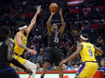Los Angeles Clippers vs. Los Angeles Lakers - 10/22/19 NBA Pick, Odds, and Prediction