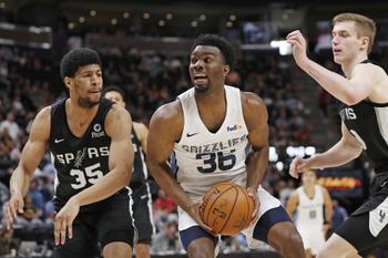 San Antonio Spurs vs. Memphis Grizzlies - 10/18/19 NBA Pick, Odds, and Prediction