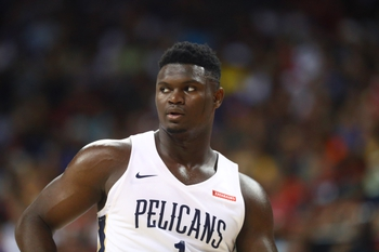 New York Knicks vs. New Orleans Pelicans - 10/18/19 NBA Pick, Odds, and Prediction
