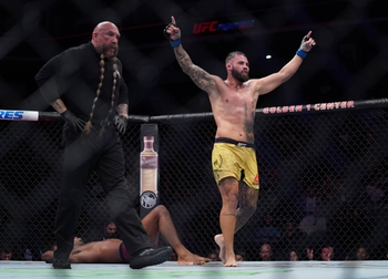 UFC Vegas 16: Roman Dolidze vs. John Allan Picks and Predictions