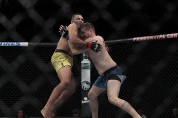 UFC Fight Night 180: Claudio Silva vs. James Krause Picks and  Predictions