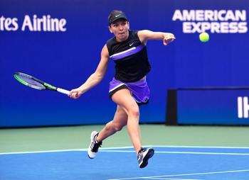 Simona Halep vs. Elena Rybakina - 2/22/20 Dubai Open Tennis Pick, Odds, and Predictions