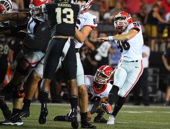 Canceled: Vanderbilt at Georgia 12/5/20 College Football Picks and Predictions