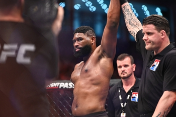 Canceled: UFC Vegas 15: Derrick Lewis vs. Curtis Blaydes Picks and Predictions