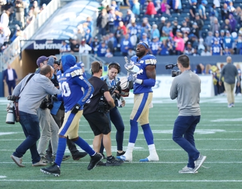 Winnipeg Blue Bombers vs. Montreal Alouettes - 10/12/19 CFL Pick, Odds, and Prediction
