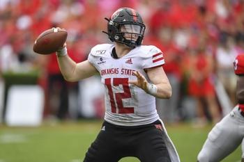 Louisiana-Monroe at Arkansas State  12/5/20 College Football Picks and Predictions