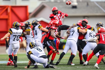 Hamilton Tiger-Cats vs. Ottawa Redblacks - 10/19/19 CFL Pick, Odds, and Prediction