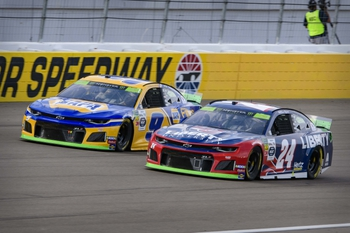 South Point 400- 9/27/20 Driver vs. Driver Matchups and Odds