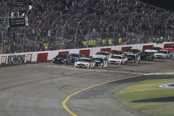 Federated Auto Parts 400- 9/12/20 Driver vs. Driver Matchups and Odds