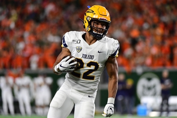 Central Michigan at Toledo 12/12/20 College Football Picks and Predictions