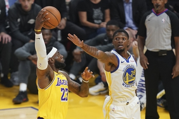 Los Angeles Lakers vs. Golden State Warriors - 10/14/19 NBA Pick, Odds, and Prediction