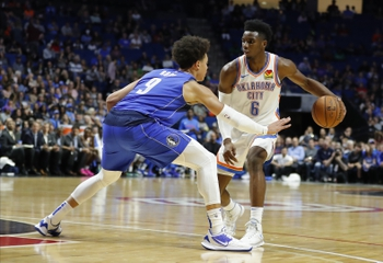 Dallas Mavericks vs. Oklahoma City Thunder - 10/14/19 NBA Pick, Odds, and Prediction