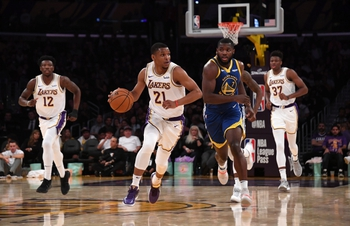 Golden State Warriors vs. Los Angeles Lakers - 10/18/19 NBA Pick, Odds, and Prediction