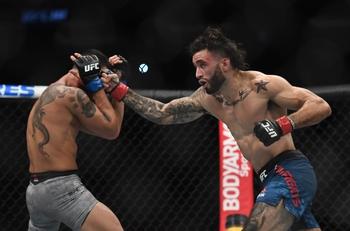 UFC Fight Night 179: Edson Barboza vs. Makwan Amirkhani Picks and Predictions