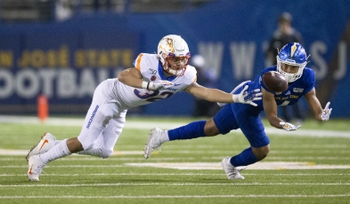 Boise State at San Jose State 12/19/20 College Football Picks and Predictions