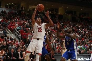 Texas Tech vs. Bethune-Cookman - 11/9/19 College Basketball Pick, Odds, and Prediction
